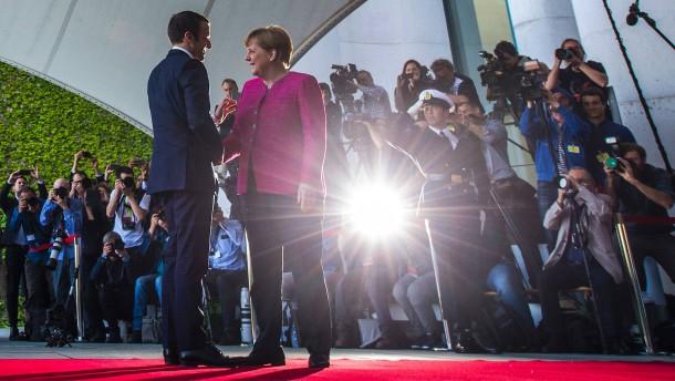 Ein neuer Fahrplan für Europa