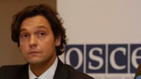 OSZE-Wahlbeobachter Mecacci