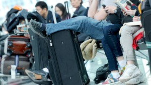 Verkorkste Fluggastrechte
