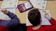 Für Steuererklärungen ist die Schule nicht zuständig