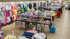 Woolworth und Imbissketten im Chinon Center