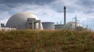 Zum Abriss freigegeben: Das Atomkraftwerk in Biblis liefert schon seit dem 8. März 2011 keinen Strom mehr.