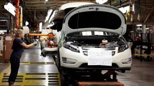 General Motors warnt Trump vor Importzöllen auf Autos