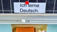 Fast alle Befragte der Integrationsstudie der Konrad-Adenauer-Stiftung halten das Erlernen der deutschen Sprache für wichtig.