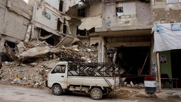 Weihnachten zwischen Krieg und Zerstörung