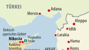 Wird Zypern ein neues Lampedusa?