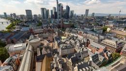 In Frankfurt lebt es sich am besten