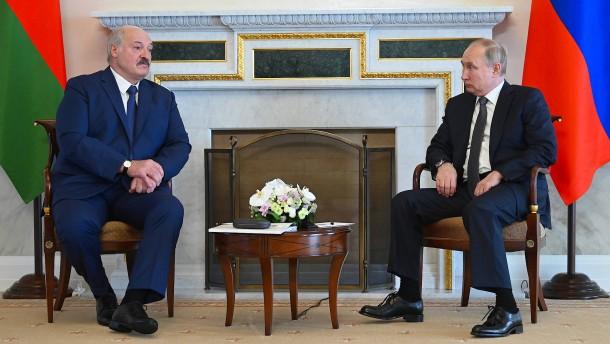 Lukaschenko will alle Gegner zum Schweigen bringen