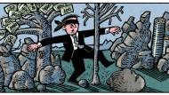 Kein Durchblick: Die Suche nach der richtigen Geldanlage gleicht einer Reise durch den Dschungel.
