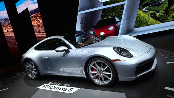 Verdacht auf falsche Werte beim Verbrauch des Porsche 911
