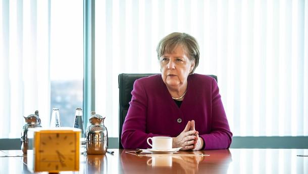"""Merkel kündigt System zum """"Freitesten"""" für den März an"""
