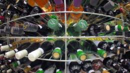 Gute Ernte verursacht Engpass bei Weinflaschen