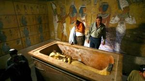 Neue Hinweise auf Kammer neben Grab von Tutanchamun