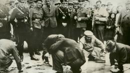 """Juden wurden blindlings gehasst"""
