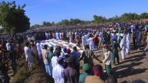 Dramatisches Massaker im Nordosten Nigerias