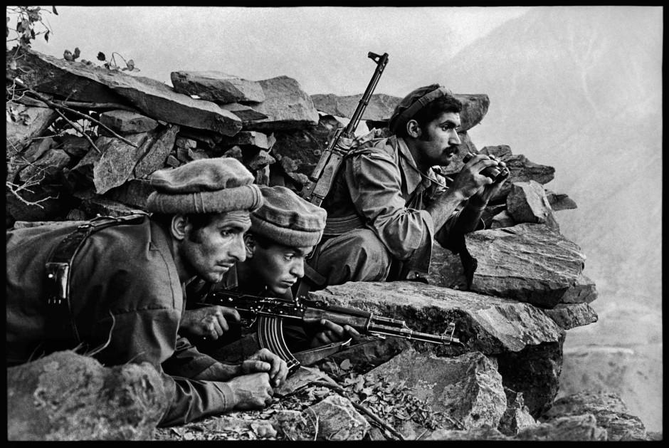 Wie Ikonen: Mudschahedin 1979 in Afghanistan