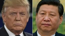 Trump rät auch China zu Ermittlungen gegen Biden