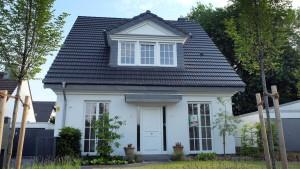 Häuser machen die Deutschen reich
