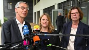 SPD einigt sich mit Grünen und Linken auf rot-grün-rote Regierung