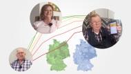 Teaserbild Digitalisierung im Alter