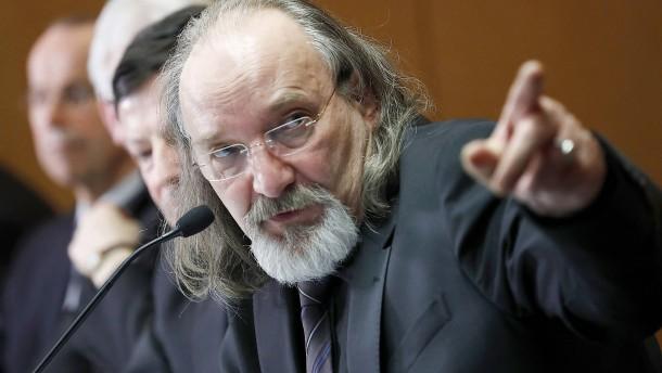 Lubitz-Gutachter spekuliert über verunreinigte Kabinenluft