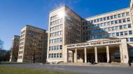 An der Goethe-Universität ist ein Streit um den Namen einer Lounge entbrannt.