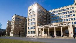 Kritik am Umgang der Goethe-Universität mit der NS-Zeit