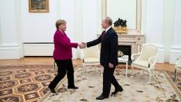 Einigkeit im Kreml