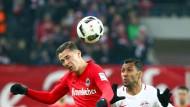 Kurzarbeiter: Branimir Hrgota wird wohl von Beginn an in Gelsenkirchen spielen.