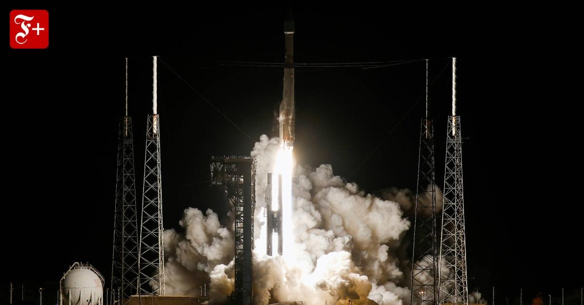 Besuch eines Raketenstarts: Der Mensch und das Entfernte