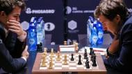 Showdown bei der Schach-WM: Entscheidung am Mittwoch