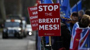 Was passiert wann bei der Brexit-Abstimmung?