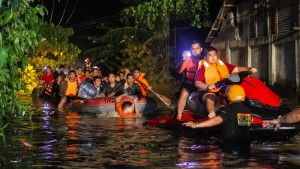Tropensturm nimmt Kurs auf den Süden Vietnams
