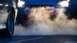 Luftverschmutzung in Europa geht zurück