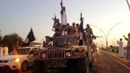 Amerikaner melden Tod von Nummer Zwei des IS