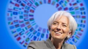 Lagardes zweite Amtszeit in trockenen Tüchern