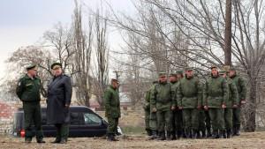 Russischer Soldat erschießt ukrainischen Offizier