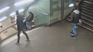 Mutmaßlicher U-Bahn-Treter festgenommen