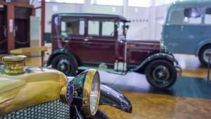 Ist das Auto reif fürs Museum?