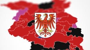 Alle Zahlen zur Landtagswahl in Brandenburg
