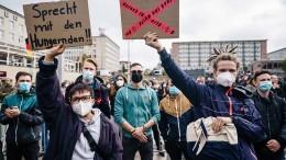 Greenpeace fordert Ende des Berliner Hungerstreiks
