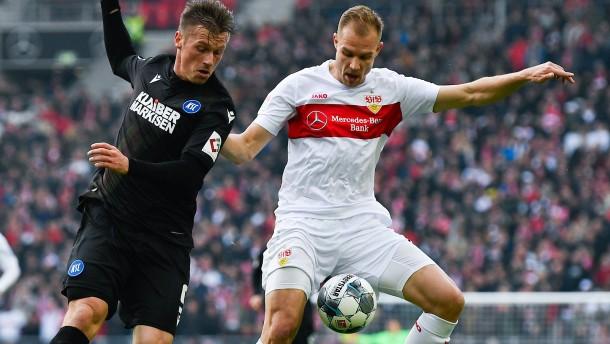 Der VfB befreit sich im Derby
