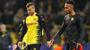 Dortmund rutscht endgültig in die Krise