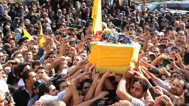 Sorge über Hizbullah-Unterstützung für Assad