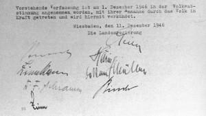 Hessen will die Todesstrafe streichen