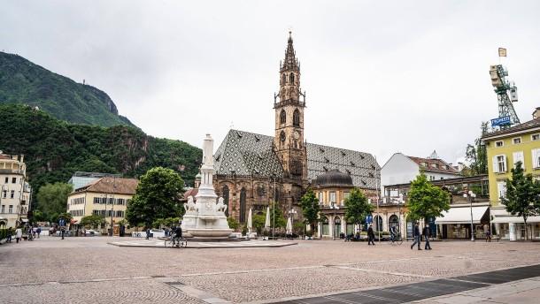 Gratis-Coronatests für Touristen in Südtirol