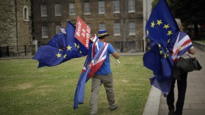 Briten wollen über Brexit-Bedingungen abstimmen