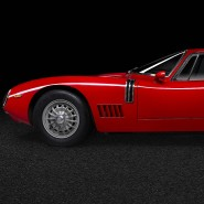 Die flache Silhouette fasziniert bis heute: Bizzarrini GT Strada 5300.