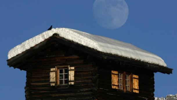 Der Traum vom Chalet in der Schweiz