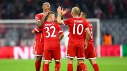 """Robben und Boateng unzufrieden: """"Wir müssen kritisch sein"""""""
